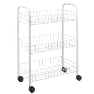 3 Tier Multi Purpose Storage Trolley