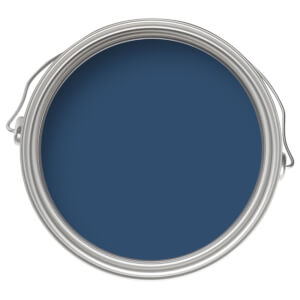 Sandtex Exterior 10 Year Gloss Paint - Oxford Blue - 750ml