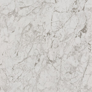 PVC Panel 2400x1200x10mm - White Granite