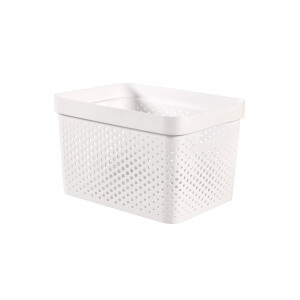 Infinity Large Box - 17L - White