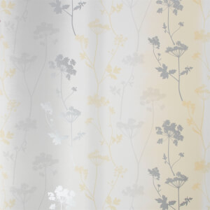 Sublime Summertime Yellow Wallpaper