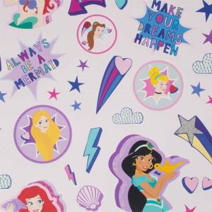 Disney Princess Badges Wallpaper
