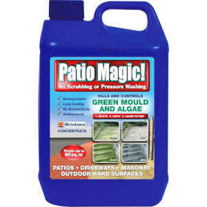 Patio Magic! Hard Surface Cleaner - 2.5L