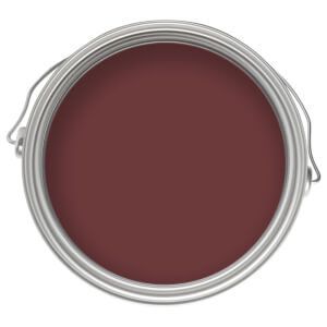 Crown Burgundy - Non Drip Gloss Paint - 750ml