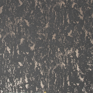 Superfresco Milan Charcoal And Rose Gold Wallpaper
