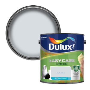 Dulux Easycare Kitchen Frosted Steel - Matt Paint - 2.5L