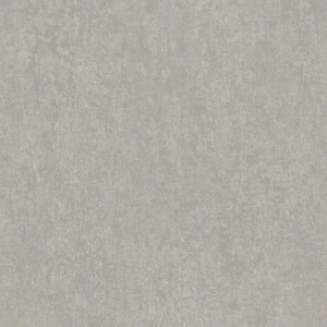 Grandeco Heritage Opulence Plain Silver Wallpaper