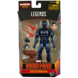 Hasbro Marvel Legends Series Iron Man Stealth Iron Man Action Figure