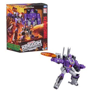 Hasbro Transformers Generations War for Cybertron: Kingdom Leader WFC-K28 Galvatron Action Figure