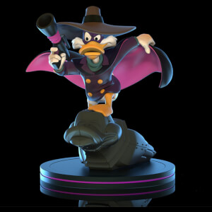 Quantum Mechanix Disney Darkwing Duck Q-Fig