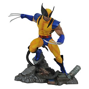 Diamond Select Marvel Gallery X-Men Vs. Wolverine statue
