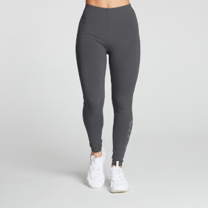 MP Women's Gradient Line Graphic Legging - Carbon