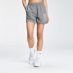 MP Women's Repeat MP Training Shorts - Carbon