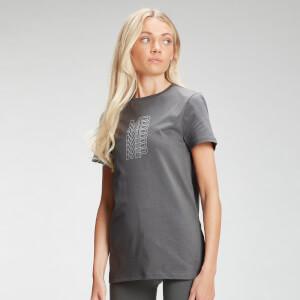 MP Women's Repeat MP T-Shirt - Carbon