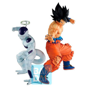 Ichibansho Figure Dragon Ball Son Goku And Frieza (Vs Omnibus Z) 2 Pack