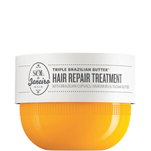 Sol de Janeiro Triple Brazilian Butter Hair Repair Treatment 238ml