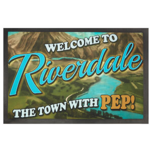 Riverdale Welcome To Riverdale Entrance Mat