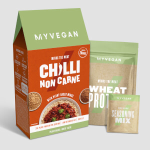 Myvegan Meal Kits - Vegan Chilli (CEE)