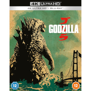 Godzilla - 4K Ultra HD (Blu-ray Inclut)