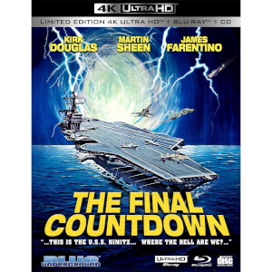 The Final Countdown - 4K Ultra HD (Includes Blu-ray and CD)