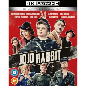 Jojo Rabbit - 4K Ultra HD (Includes Blu-ray)