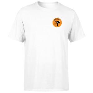 Cobra Kai Karate Icon Unisex T-Shirt - White