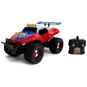 Jada Toys Marvel RC Spider-Man Spiderman Buggy 1:14