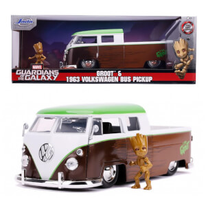 Jada Toys Marvel Groot VW Micro Truck 1:24