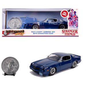 Jada Toys Stranger Things 1979 Chevy Camaro Z28 1:24