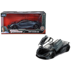 Jada Toys Fast & Furious Hobbs & Shaw: Shaws Mclaren 720S 1:24