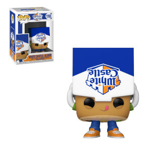White Castle Slider Funko Pop! Vinyl
