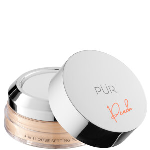 PÜR 4 in 1 Loose Setting Powder - Peach 9g