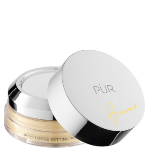 PÜR 4 in 1 Loose Setting Powder - Banana 9g