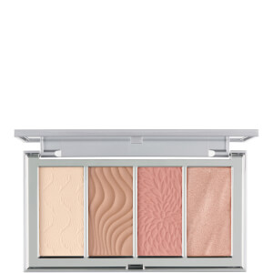 PÜR 4 in 1 Skin Perfecting Powders Palette - Fair Light 15g