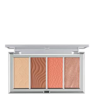 PÜR 4 in 1 Skin Perfecting Powders Palette - Medium Tan 15g
