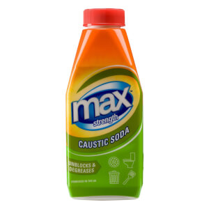 Max Caustic Soda - 500g
