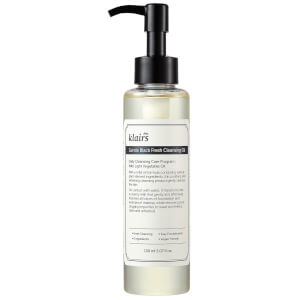 Dear, Klairs Gentle Black Fresh Cleansing Oil 150ml