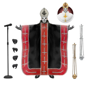 Super7 Ghost ULTIMATES! Figure - Papa Emeritus 1