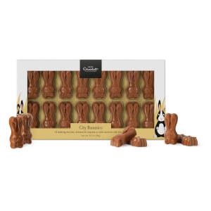 City Easter Bunnies - Caramel Chocolate