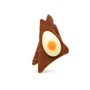 Caramayo Caramel Chocolate Egg Sandwich
