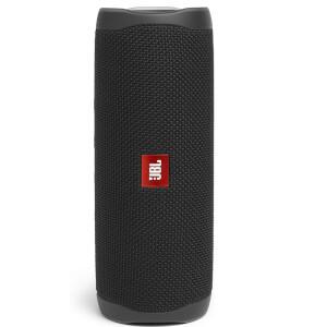 JBL Flip 5 Bluetooth Speaker - Black