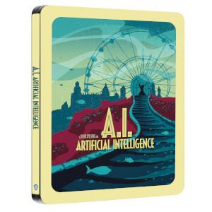 A.I. : Intelligence Artificielle - Steelbook Sci-fi Destination Series #4 - Exclusivité Zavvi