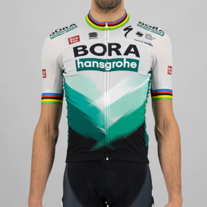Sportful Bora Hansgrohe Ex World Champion BodyFit Team Jersey