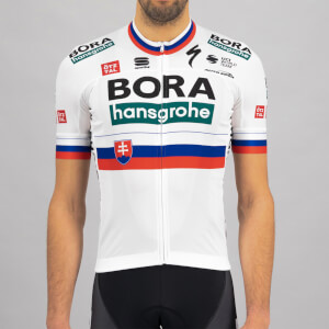 Sportful Bore Hansgrohe Slovakian National Champion Bodyfit Team Jersey