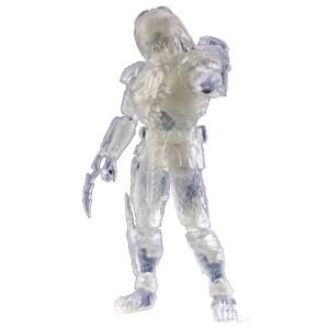 HIYA Toys Alien Vs. Predator Invisible Celtic Predator Exquisite Mini 1/18 Scale Figure