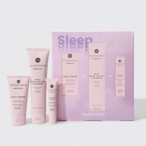 GLOSSYBOX Sleep & Refresh Hudpleiesett (verdi 537)
