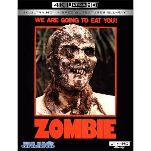 Zombie - 4K Ultra HD (Includes Blu-ray)