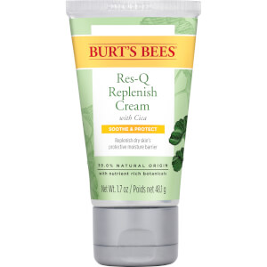 Burt's Bees 99% Natural Origin Res-Q Cream with Cica, 50g