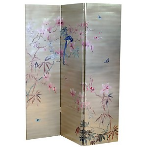 Arthouse Jardin Room Divider - Gold