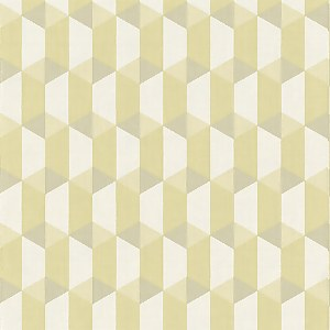 GrandecoLife Inspiration Wall Celia Yellow Wallpaper